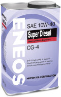 ENEOS CG-4 Diesel 10W-40 (0,94л) Масло моторное полуситетическое