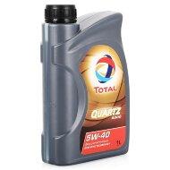 TOTAL Quartz 9000 5W-40 (1л) Масло моторное синтетическое