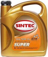 SINTOIL Супер 10W40 (4л) Масло моторное полусинтетическое