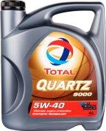 TOTAL Quartz 9000 5W-40 (4л) Масло моторное синтетическое