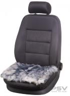 Накидка PSV Jolly Extra на сиденье 45*45 бело-серый 1шт