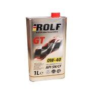 ROLF GT  0W40 (1л) Масло моторное синтетическое