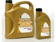SINTOIL Супер 10W40 (5л) Масло моторное полусинтетическое