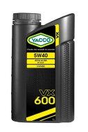 YACCO VX 600 5W-40 (1л) Масло моторное