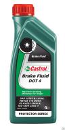 CASTROL Brake Fluid DOT-4 (1л) Жидкость тормозная