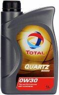 TOTAL Quartz Energy 9000 0W-30 (1л) Масло моторное синтетическое