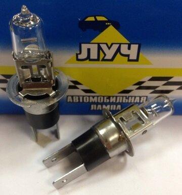 Лампа Луч H3C 12V 55w PK22d/5