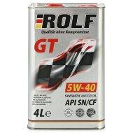 ROLF GT 5W30 (4л) Масло моторное синтетическое