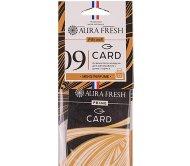 "Аром. AURA FRESH PRIME CARD 9 ""ANTONIO BANDERAS-BLUE SEDUCTION"" - картон"