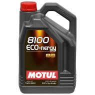 Motul Eco-nergy 8100 0W-30 (5л) Масло моторное