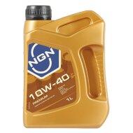 NGN PREMIUM 10W-40 (1л) Масло моторное полусинтетическое