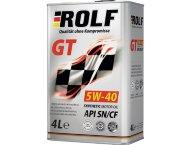 ROLF GT 5W40 (4л) Масло моторное синтетическое