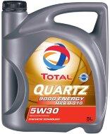 TOTAL Quartz Energy 9000 HKS 5W-30 (1л)  Масло моторное синтетическое