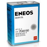 ENEOS GEAR GL-4 75W90 (1л) Масло трансмиссионное