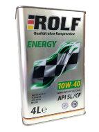 ROLF GT Energy 10W40 (4л) Масло моторное полусинтетическое