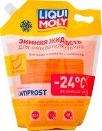 Жидкость стеклоомывателя Liqui Moly (3.5л) дой-пак (-24С)