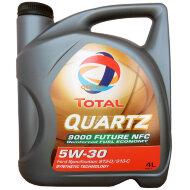 TOTAL Quartz Future NFC 9000 5W-30 (4л) Масло моторное синтетическое