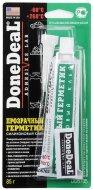 DD6705 Прозрачный силиконовый герметик-клей для стекол (80г)