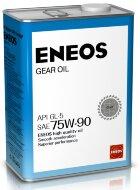 ENEOS GEAR GL-5 75W90 (4л) Масло трансмиссионное