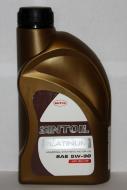 SINTOIL Platinum 5W-30 (4л) АКЦИЯ 1л бесплатно Масло моторное синтетическое