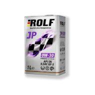 ROLF JP 5W30 (1л) Масло моторное синтетическое