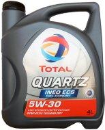 TOTAL Quartz Ineo ECS 5W-30 (4л) Масло моторное синтетическое