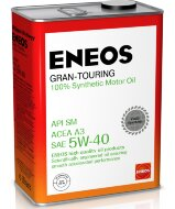 ENEOS Gran Touring 100% Synt. SM 5W-40 (4л) Масло моторное синтетическое