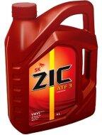 ZIC ATF 3 (4л) Жидкость для автоматических трансмиссий синтетическая