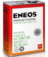ENEOS PremiumTouring SN 5W-30 (акция 4л+1л) Масло моторное синтетическое