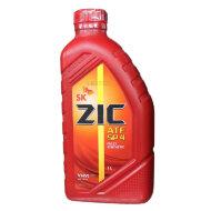 ZIC ATF SP IV (1л) Масло трансмиссионное синтетическое