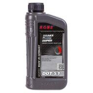 ROWE HIGHTEC Brake Fluid DOT (1л) Жидкость тормозная