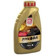 Лукойл Люкс 5W-40 (1л) Масло моторное полусинтетическое