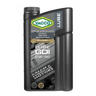 YACCO Lube GDI 5W-30 (1л) Масло моторное синтетическое