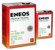 ENEOS PremiumTouring SN 5W-40 (акция 4л+1л) Масло моторное синтетическое