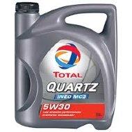 TOTAL Quartz Ineo MC3 5W-40 (5л) Масло моторное синтетическое