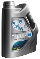 Vitex  SAE 80W-90 API GL-4/GL-5 (10л) Масло трансмиссионное