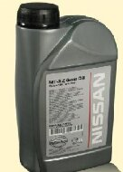 NISSAN MT XZ Gear Oil SAE 75W-80 GL-4+ (1л) Масло трансмиссионное