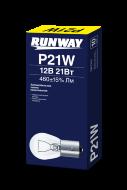 Лампа накаливания RW-P21w 12В 21Вт