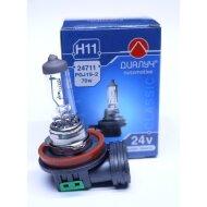 Лампа авто ДиаЛУЧ H11 24V 70W PGJ19-2 Головного света (#24711)