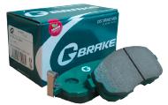 Колодки G-brake GP-01233