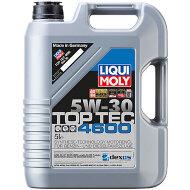 LIQUI MOLY Top Tec 4600 5W-30 (5л) спец. для GM, Opel, Chevrolet (8033)