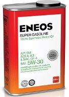ENEOS Super Gasoline 100% Synt SM 5W-30 (0,94л) Масло моторное синтетическое