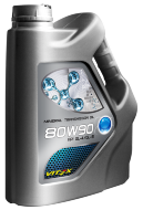 Vitex  SAE 80W-90 API GL-4/GL-5 (5л) Масло трансмиссионное