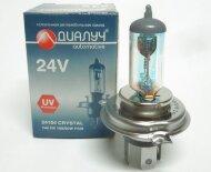 Лампа авто ДиаЛУЧ H4 24V 100/90W P43t Головного света (#24104)