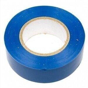 Лента изоляционная Rollix 15м/15мм Синяя