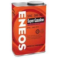 ENEOS Super Gasoline 5W-30 (0.94л) API SL GF-3 Масло моторное полусинтетическое