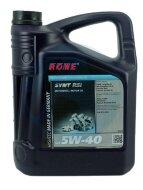 ROWE HIGHTEC MULTI SYNT RS 5W-40 i (4л) Масло моторное синтетическое