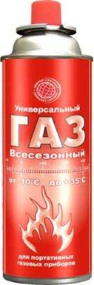 Сибиар (220гр) Газ в баллончике зимний для портативных газ. приборов