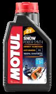 Motul Snowpower 2T (1л) Масло моторное