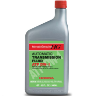 HONDA ATF DW1 (0,946л) жидкость для АКПП